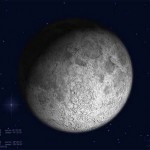 Actual Moon 3D скрин на ваш комп в виде Луны