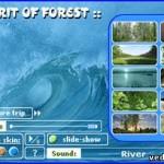 Spirit of forest — программа для реалаксации сидя за компьютером.