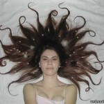 Магия стрижки волос